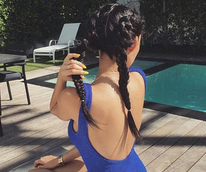 summer, madison beer, and hair image