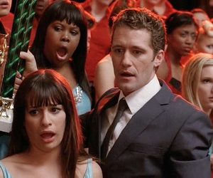 glee, glee cast, and season 2 image
