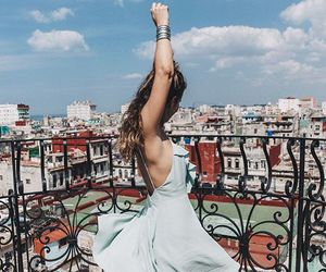 dress, fashion, and view image