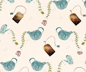 background and tea image