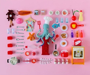 cooking, octopus, and crafts image