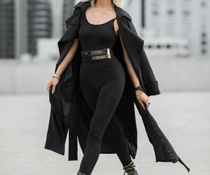 fashion, black, and micah gianneli image
