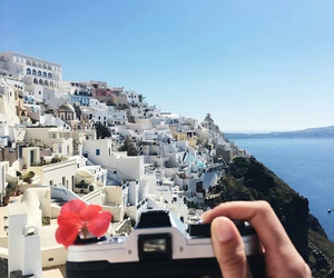 adventure, Greece, and journey image