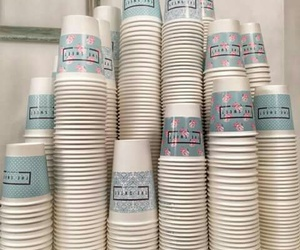 cups, vintage, and cute image