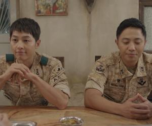 kdrama, song joong ki, and jin goo image