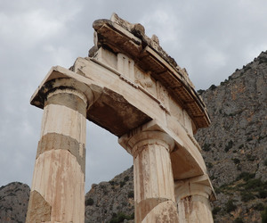 aesthetic, architecture, and Greece image