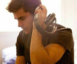zac efron, we are your friends, and dj image