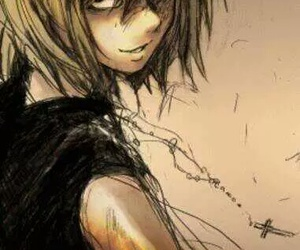 mello, death note, and anime image