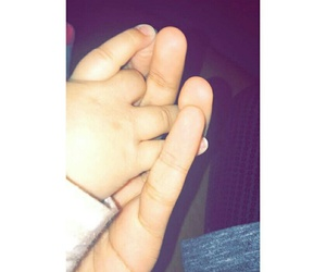 babys, love, and حُبْ image