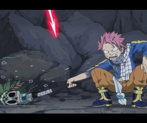 funny, natsu, and fairytail image