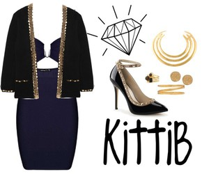don't stop, inspired outfit, and kittib image