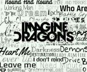 imagine dragons and songs image