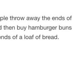 bread, funny, and lol image