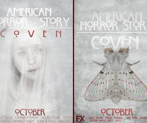 coven, films, and Witches image