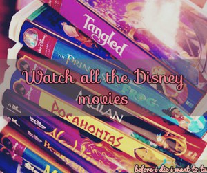 disney, movies, and positive image