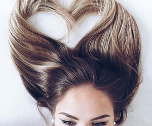 hair and heart image
