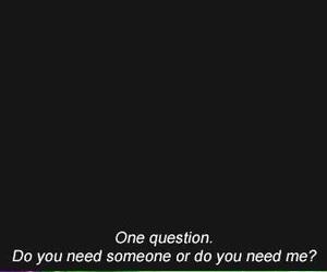 broken, question, and sad image