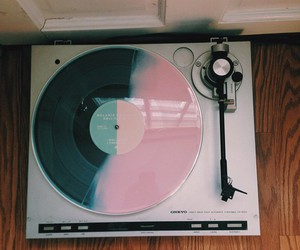 music, dollhouse, and record image