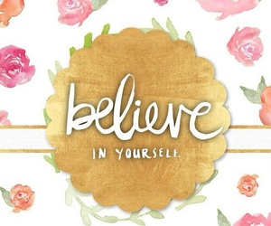 believe, string, and yourself image