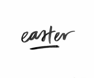 quote, easter, and text image