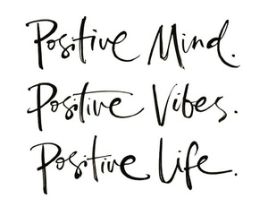 positive, quotes, and life image