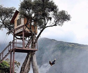 escape, swing, and travel image