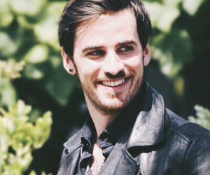 killian jones, once upon a time, and captain hook image