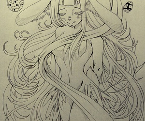 anime, draw, and manga image