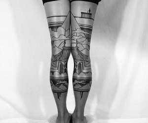 art, japanese, and Tattoos image