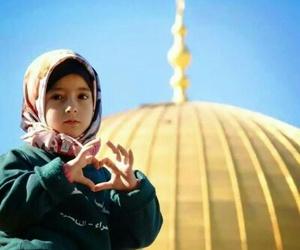 islam and palestine image