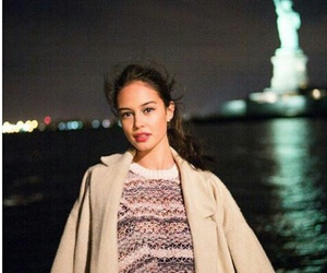 new york, statue of liberty, and courtney eaton image