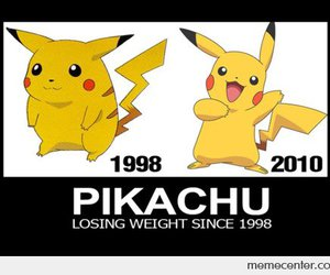 pikachu, funny, and pokemon image