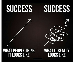 success, quotes, and motivation image