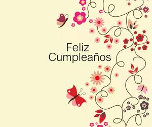 birthday, feliz, and happy image