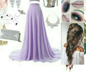 Polyvore and Prom image