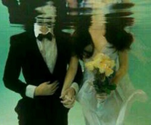 married and love image