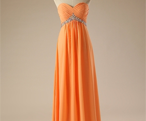 bridesmaid, fashion dress, and prom gown image