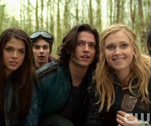 the 100, clarke griffin, and octavia blake image