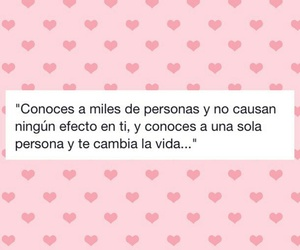 love, frases, and feeling image