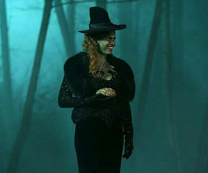 ️ouat, zelena, and once upon a time image