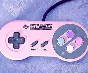 pink, game, and nintendo image