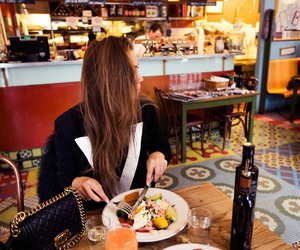 eating, fashion, and meals image