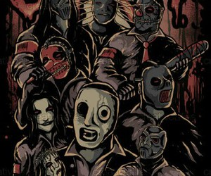 slipknot and wallpaper image