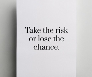 chance, motivation, and text image