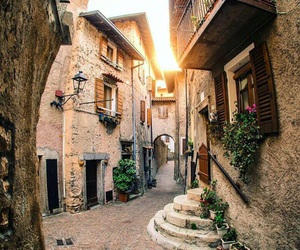 italy, beautiful, and travel image
