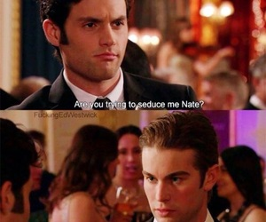 gossip girl and funny image