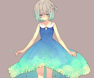 anime girl, kawaii, and loli image