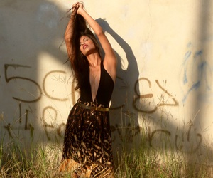 dress, nature, and soul image