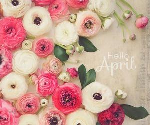 april image
