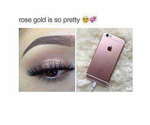rose gold image